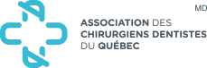 Dr André Vézina est membre de l'Association des chirurgiens dentistes du Québec-ACDQ
